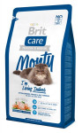 Brit Care Cat Monty I am Living Indoor 0,4 kg