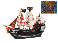 Pirátská loď 23 cm