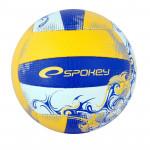 Spokey EOS Volejbalový míč žlutý vel. 5 ručně šitý