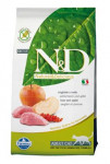 N & D Grain Free CAT Adult Boar & Apple 5kg