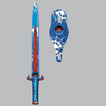 meč Pavúk