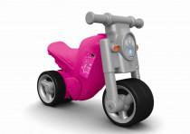 Odrážadlo BIG Girlie Bike ružové