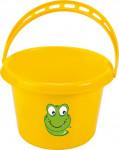 Detský kýblik plastový žltý Stocker