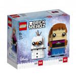 Lego BrickHeadz Anna a Olaf