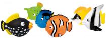Stříkající zvířátka ryby gumové - mix variant či barev