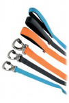 Vodítko pes SILICONE oranžová 20mm / 1,2m Zolux