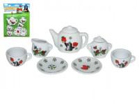 Riad - čajový set Krtko porcelán na karte