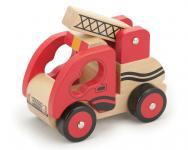 Hasičký vůz dřevěný