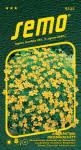 Semo Aksamietnica drobnokvetá - žltá 0,2g