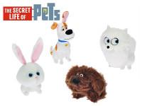 The Secret Life of Pets zvířátko plyšové 28 cm - mix variant či barev