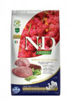 N & D GF Quinoa DOG Weight Mnmgnt Lamb & Broccoli 2,5kg