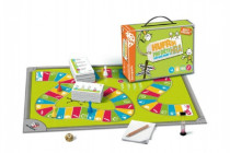 Kufřík/Kufr pro děti společenská hra v kufříku