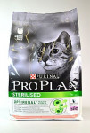 Purina ProPlan Cat Sterilised s lososom 3 kg