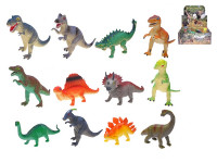 Dinosaurus 16-22 cm stojace - mix variantov či farieb
