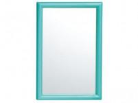 zrkadlo stolný obdĺžnik. 25,2x17,8cm - mix farieb