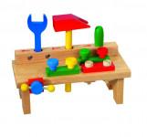 Stůl s nářadím dřevo