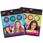 Křídy na vlasy 3ks - mix variant či barev