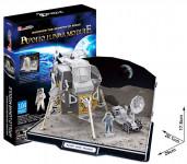 Puzzle 3D Lunární modul Apollo – 104 dílků