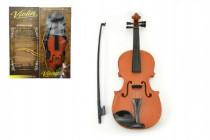 Housle/Viola plast 45cm na baterie se zvukem se světlem