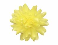 Kvet voskový JIŘINA DEKOR žltý 13cm