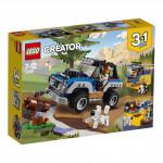 Lego Creators 31075 Dobrodružství ve vnitrozemí