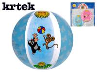 Lopta krtek 61 cm (ružový / modrý) - mix variantov či farieb