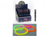 tyčinky svietiace 22cm (15ks) - mix farieb