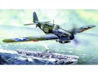Model Fairey Fulmar MK.I/MK.II 17x19,6cm