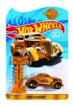 Hot Wheels zlatý angličák 2018 edícia