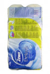 Wc toaletný papier ZEWA Deluxe Aqua Tube White 3V 8ks