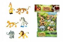Veselá zvieratká safari ZOO