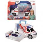 Ambulance 33 cm s lékařským vybavením