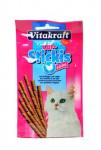 Vitakraft Cat pochoutka Stick Slim poultry+liver 12ks