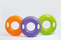 Kruh plovací s úchyty - mix variant či barev