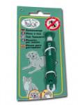 Kleště na klíšťata plast zelené Kerbl závěs.karta 1ks