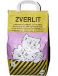 Podstielka Cat Zverlit superjemné - fialová 6 kg bez vône