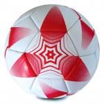 Spokey E2018 mini Fotbalový míč bílo-červený vel. 2