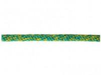 lano PPV 10mm farebné pletené spiroidných 20pr. (80m)