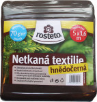 Neotex Rosteto - hnedočierny 70g šírka 5 x 1,6 m