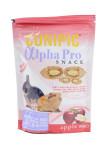 Cunipic Alpha Pro Snack Apple - jablko 50 g