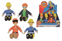 Požárník Sam Plyšová figurka 25 cm, vinylová hlava - mix variant či barev