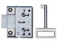 zámok nábytkový 117/30 kľúč