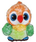 Yoo Hoo papagáj Agapornis 30 cm