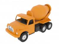 Auto Tatra 148 plast 30cm domiešavač oranžová