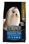 Ciba Dog Adult Sensitive Fish & Rice Mini 2,5kg