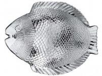tanier ryba 260x210mm sklo