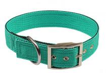Obojok nylon zelený B & F 4,0 x 50 cm