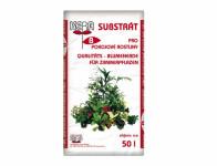 Substrát KERA pro pokojové rostliny 50l
