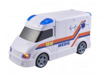 Teamsterz ambulancie so zvukom a svetlom