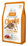 Brit Care Cat Cheeky I am Living Outdoor 7 kg